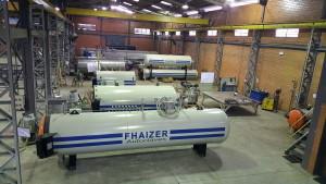 Fábrica da Fhaizer Autoclaves em Joinville/SC